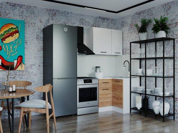Кухонный гарнитур угловой Лада 1000У