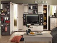 Модульная гостиная Бриз Дополнительная комплектация