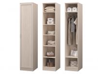 Шкаф 1-дверный для платья и белья Верона
