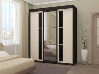 Спальня Эдем 2 Шкаф-купе 11 шириной 1500 1500х2300х616 мм