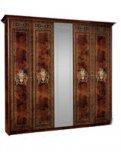 Спальня Карина 3 Шкаф 5-ти створчатый для платья и белья К3Ш1-5 2355х590х2270