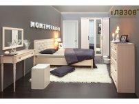 Спальня Монпелье Дополнительная комплектация